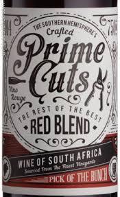 Prime Cuts Red